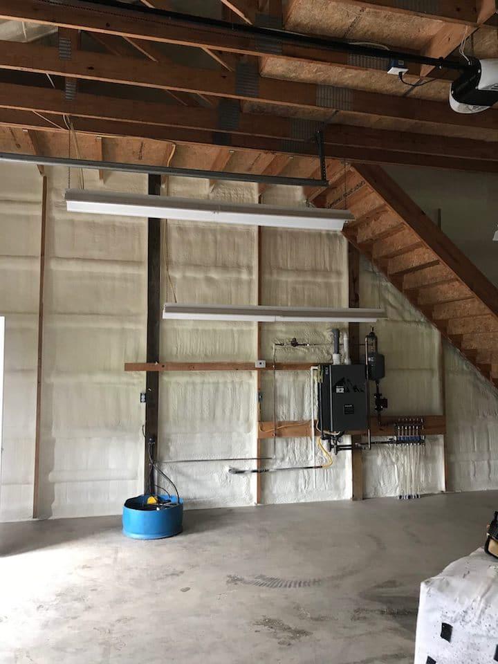 Grand Rapids Spray Foam Insulation for Pole Barns 01