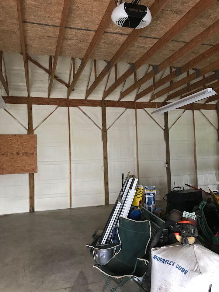 Grand Rapids Spray Foam Insulation for Pole Barns 03