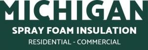 Michigan Spray Foam Insulation Residential And