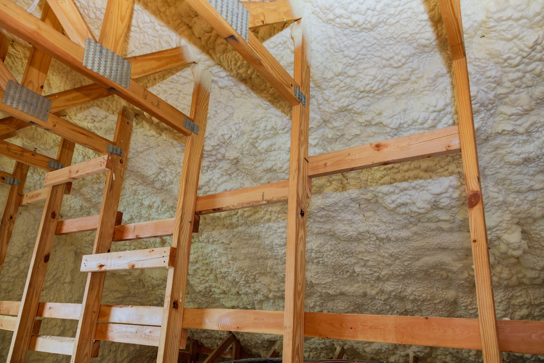Spray Foam Insulation Grand Rapids Attic Installation
