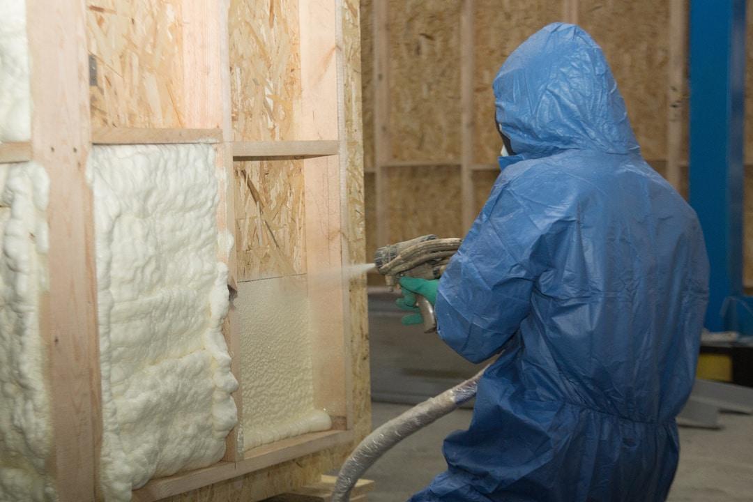 Spray Foam Insulation Contractors Grand Rapids Michigan