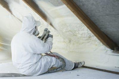 Spray Foam Insulation Grand Rapids Installer