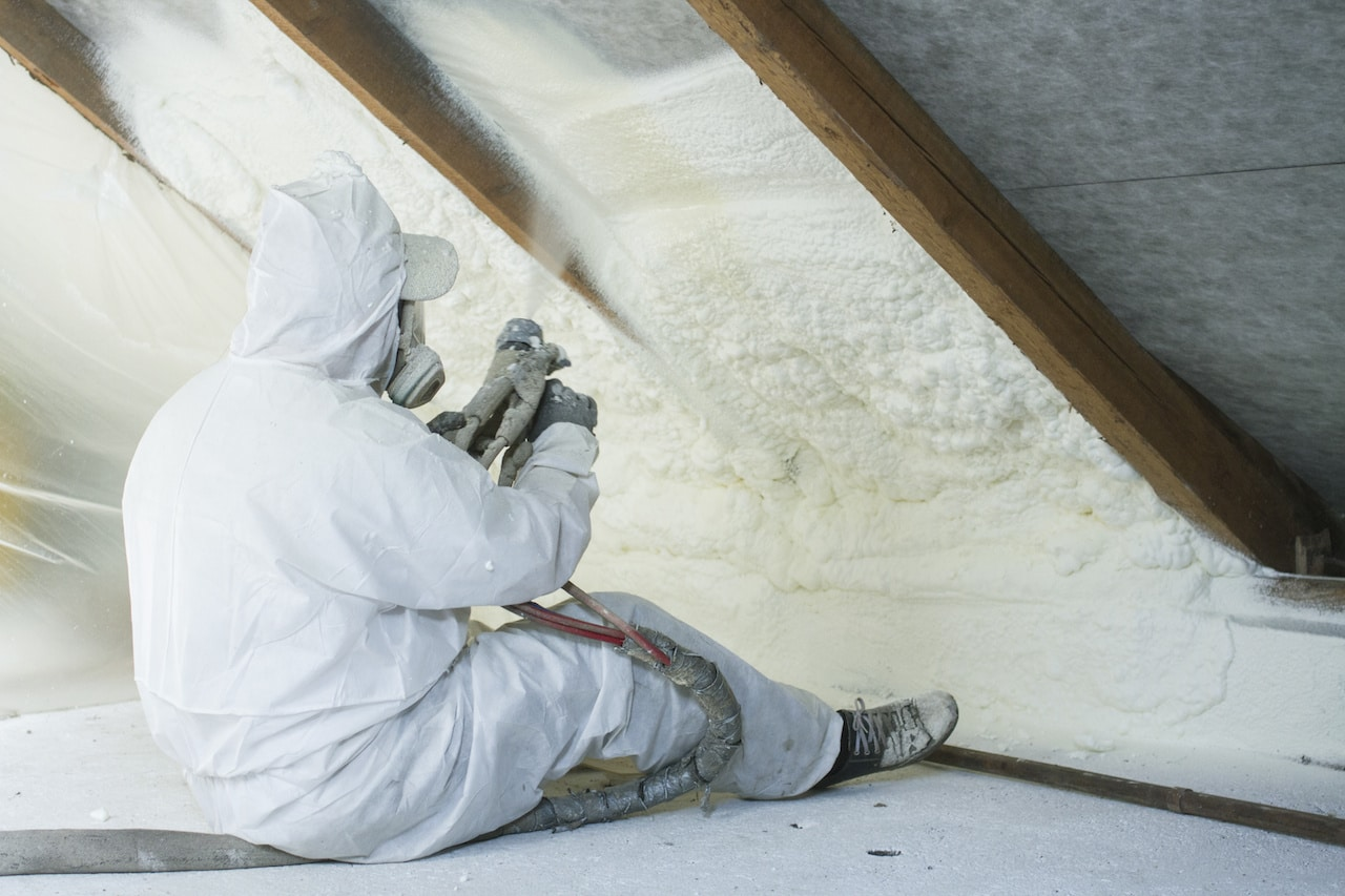 Spray Foam Insulation Grand Rapids Installer