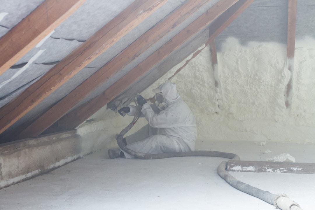 Spray Foam Insulation Install Contractors Grand Rapids MI