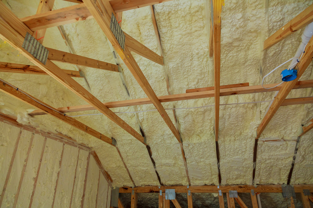 Spray Foam Insulation Installation Grand Rapids MI