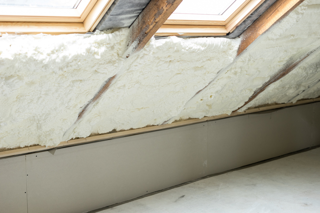 Spray Foam Insulation Installation Service Grand Rapids MI
