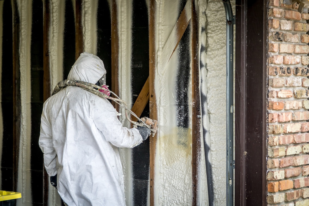 Spray Foam Insulation Installers Grand Rapids Michigan