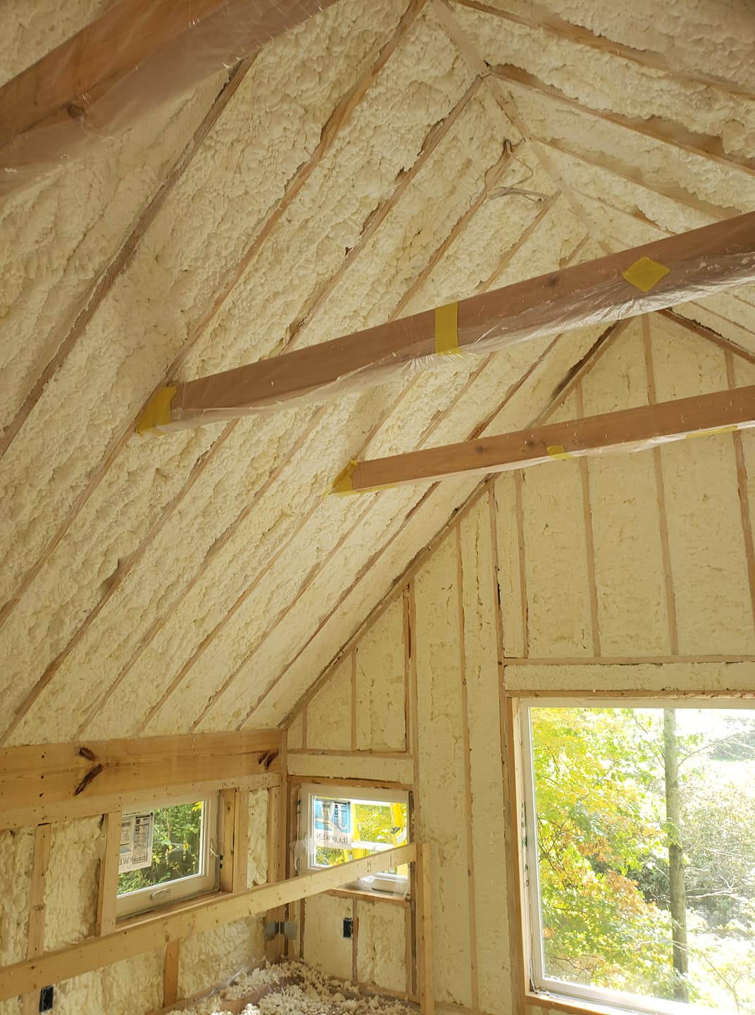 Full Home Spray Foam Insulation Kalamazoo