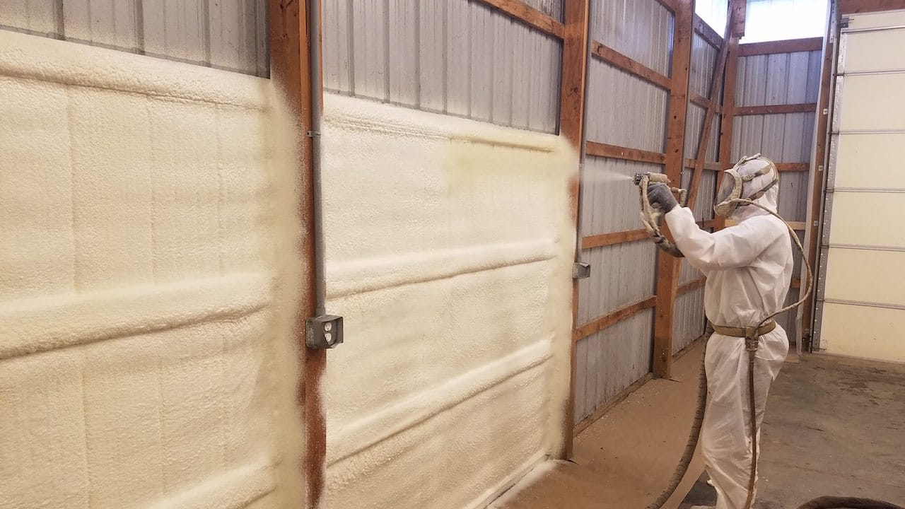 Spray Foam Insulation Muskegon MI | Residential, Commercial