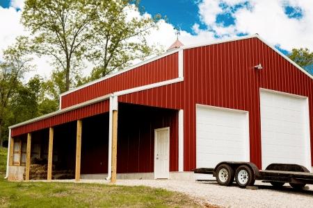 Pole Barn Insulation Michigan