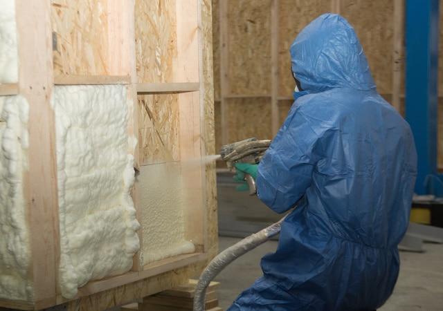 Muskegon Michigan Spray Foam Insulation
