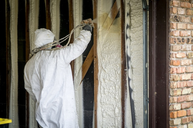 Residential Spray Foam Insulation Muskegon MI