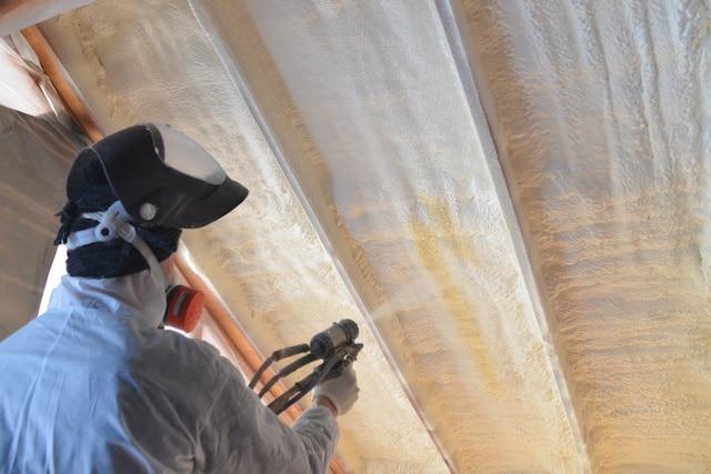 Spray Foam Insulation Muskegon Michigan