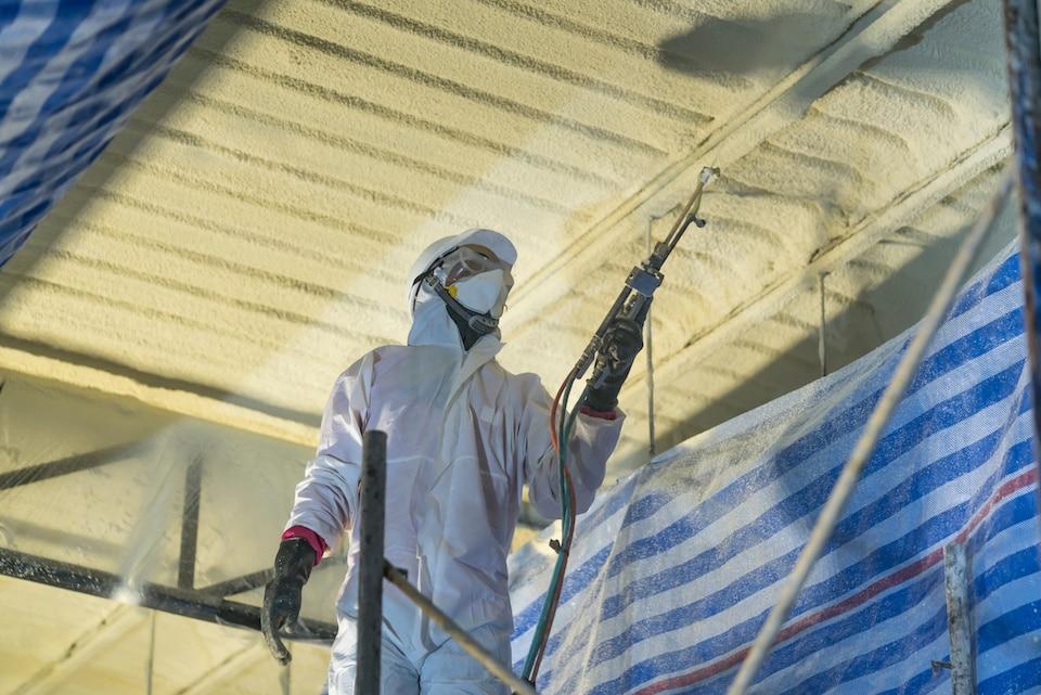 Commercial Spray Foam Insulation Detroit MI
