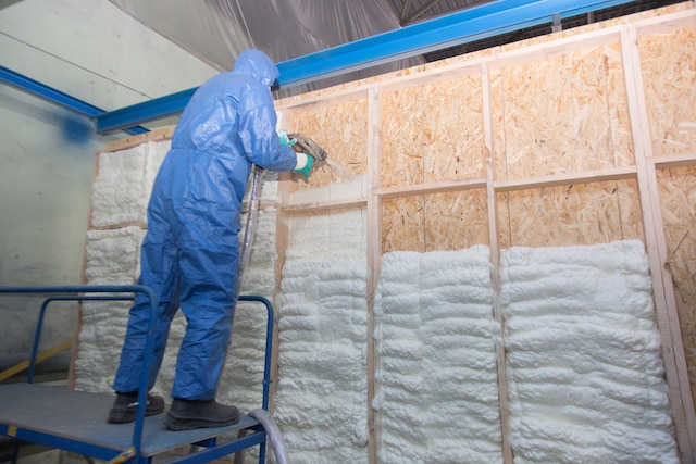 Commercial Spray Foam Insulation Midland MI