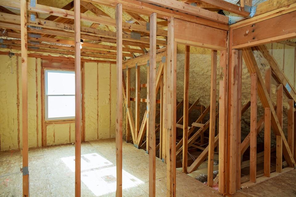 New Construction Spray Foam Insulation Detroit MI
