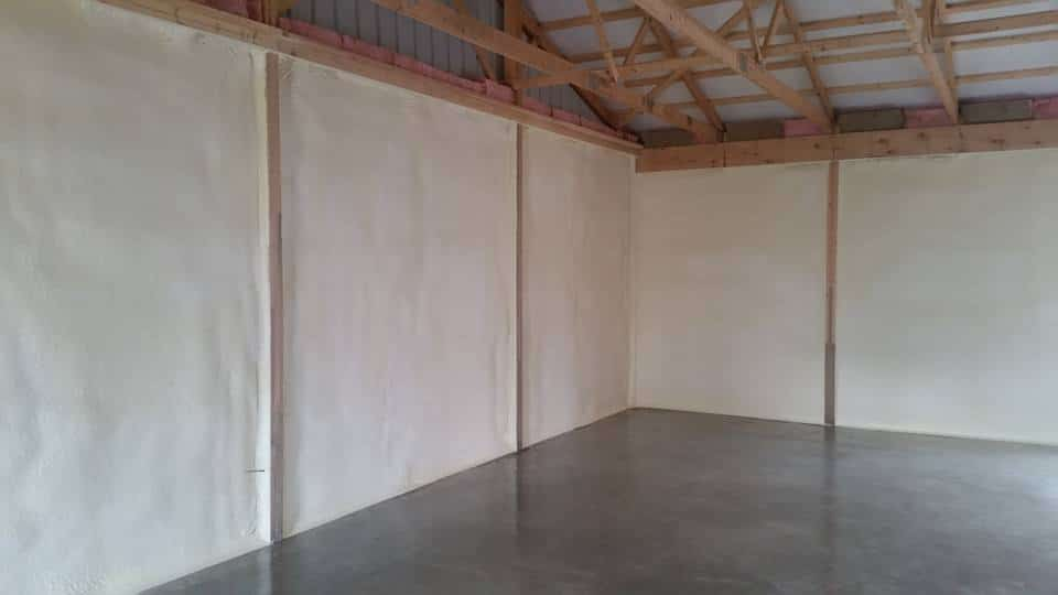 New Pole Barn Insulation Detroit MI