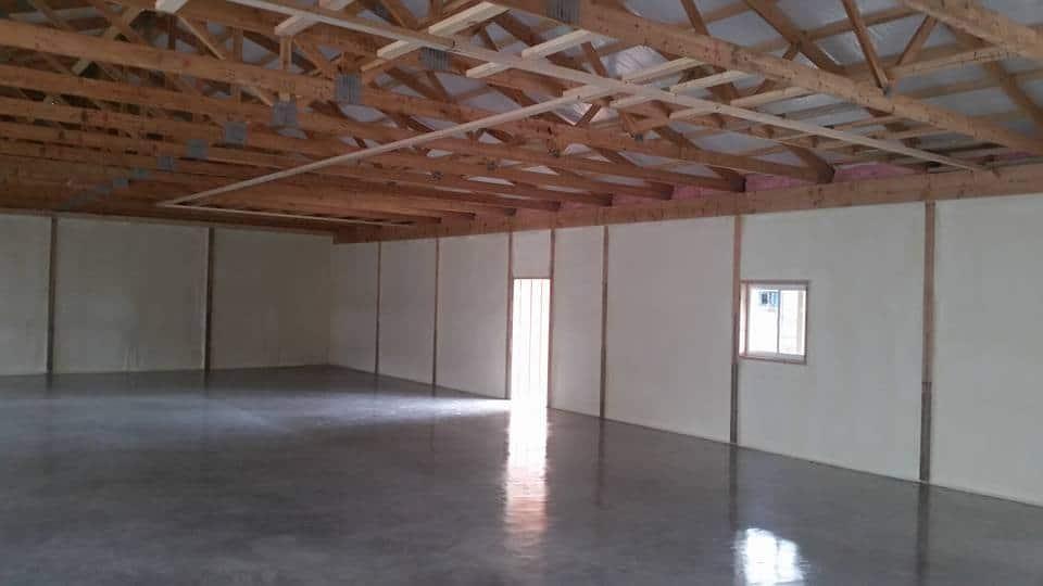 Pole Barn Insulation Contractors Detroit MI