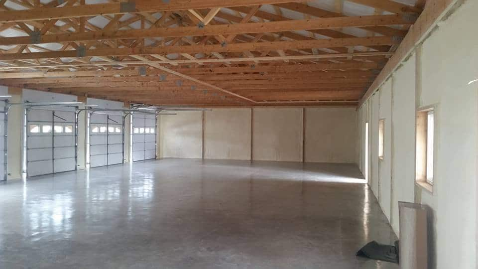 Pole Barn Insulation Detroit MI