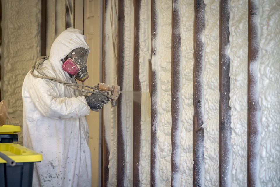 Spray Foam Insulation Detroit Residential And Commercial