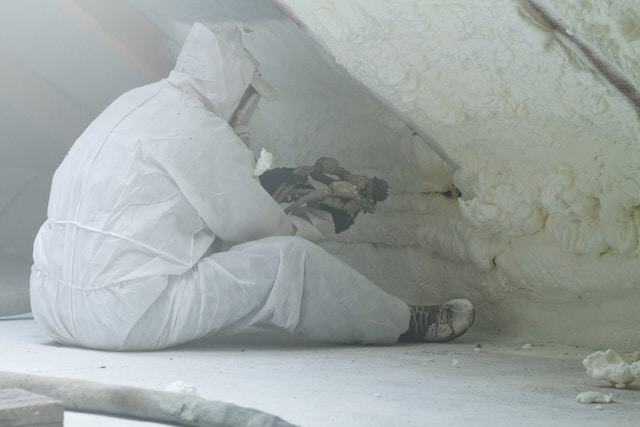 Spray Foam Insulation Contractor Midland MI